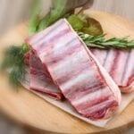 Lamb ribs 500g