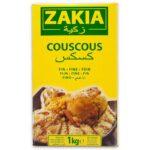 Zakia couscous fine 1 KG